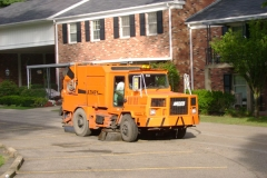Municipal Street Sweeping Commercial Services - PMSI