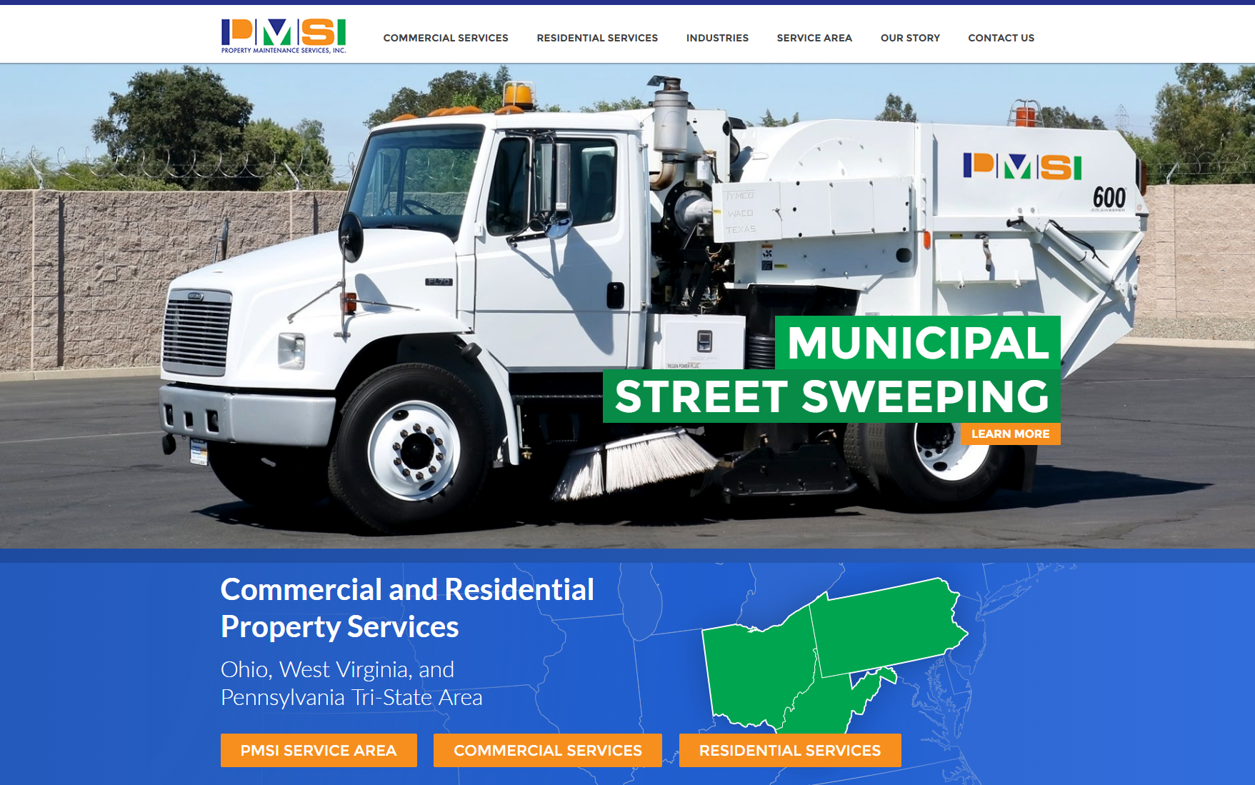 Commercial & Residential Property Services | Ohio, West